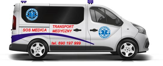transport medyczny łódź